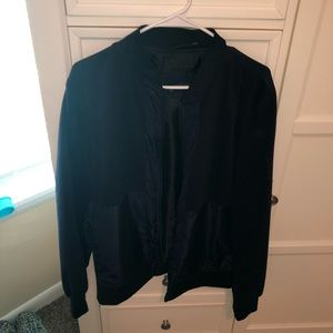 men's Zara zip up jacket